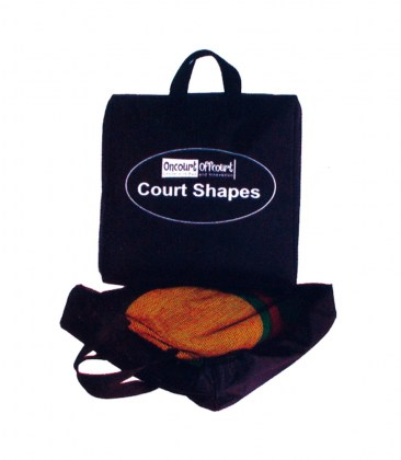 Court Shapes Bag